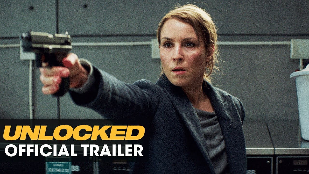 Download Unlocked (2017 Movie) Official US Trailer – Orlando Bloom, Noomi Rapace