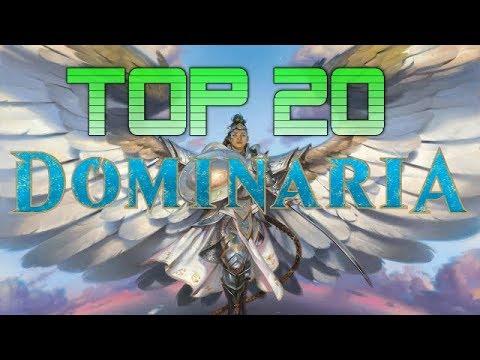 Mtg: Top 20 Dominaria Cards!