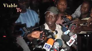 Oshiomhole to Saraki : Kwara People Will Retire You From Politics In 2019