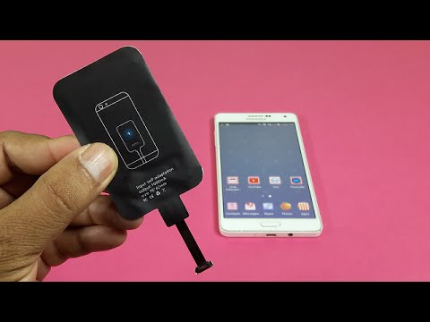 How to Wireless Charging On Any Smartphone