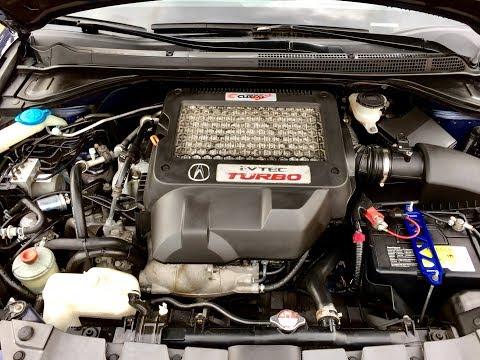 Фото к видео: Тест-драйв Acura RDX Turbo SH-AWD. Взрывной паркет от компании Honda!
