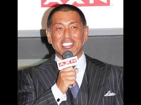 清原和博容疑者、覚せい剤取締法違反で逮捕!