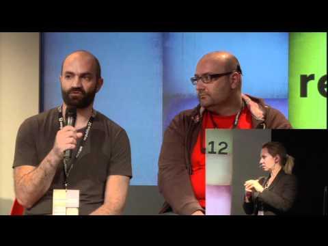 re:publica 2012 - Unerhört: Digitale Barrierefreiheit und Partizipation im Netz on YouTube