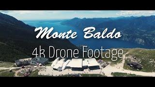 Monte Baldo, Italy 4K Drone Footage