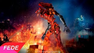 Evangelion Apocalipse Trailer [Pacific Rim]