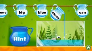 Kids Sight Words Gameplay