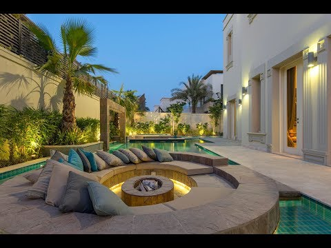 Grandeur Lakefront Villa, Emirates Hills, Dubai, UAE | Gulf Sotheby's International Realty