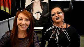 "Spotlight with Cassandra Peterson ""Elvira"" W Raven Legion"