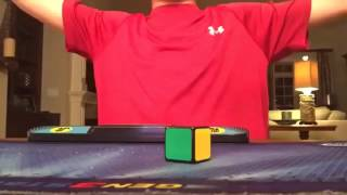 WORLD RECORD RUBIK'S CUBE ! 1x1 3x3 and 4x4