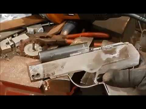 SHEET METAL HAND GUN- BARREL LUG
