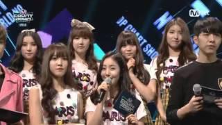160303 Junior & BamBam (GOT7) MC Cut @ M! Countdown #1