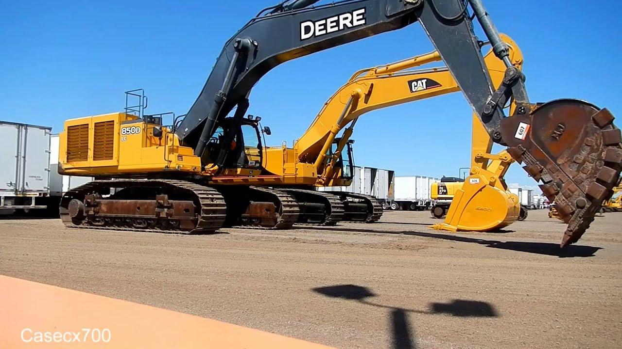 Largest Excavator Cat Makes