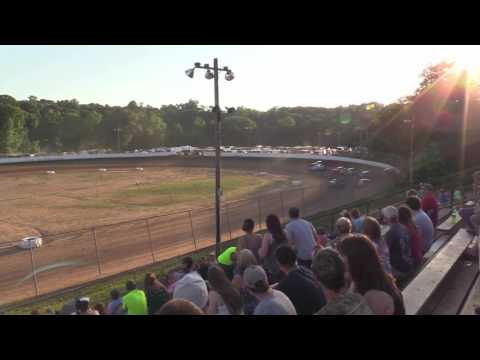 Twin Cities Raceway Park   6.10.17   Pure Stocks   Make-up Feature