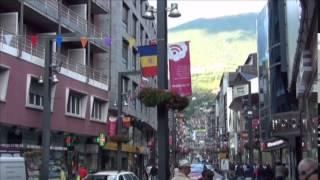 Андорра(Андорра — одно из карликовых государств Европы. Столица Андорры - Андорра ла Велла. Андорра расположена..., 2014-11-07T15:49:49.000Z)