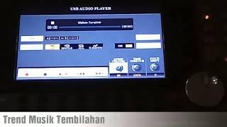 KARAOKE MP3 WAV DENGAN USB AUDIO PALYER PSR S970