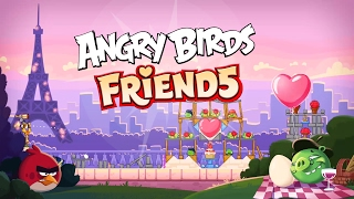 Angry Birds Friends Love is in the air: Valentines 2017