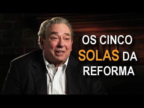 R.C. Sproul -  Os Cinco Solas da Reforma