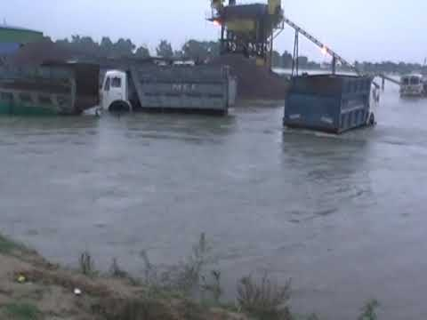 Flood in Siddharth nagar, UP