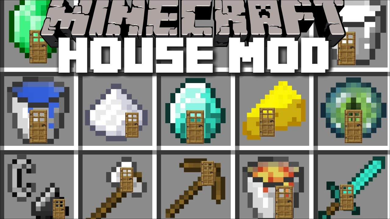 how to make a instant house in minecraft no mods