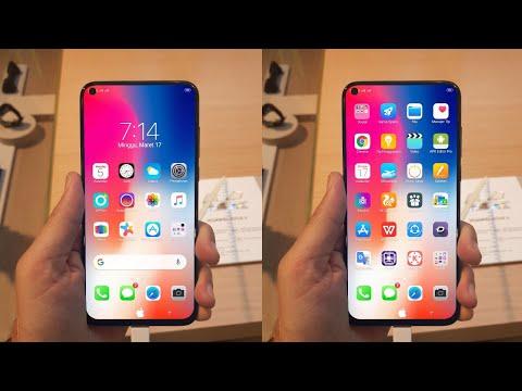 OPPO THEME IPHONE X FOR OPPO A3S,F5,F7,F9,FIND X - YouTube