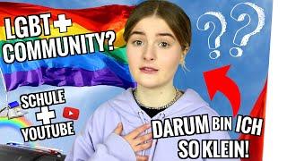 Meine MEINUNG zur LGBT+ COMMUNITY und WARUM bin ICH eigentlich so KLEIN? – F&Q