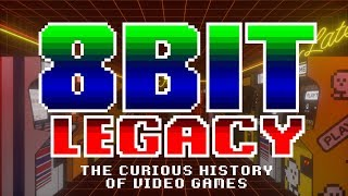 The Curious History of Video Games | 8 Bit Legacy TRAILER