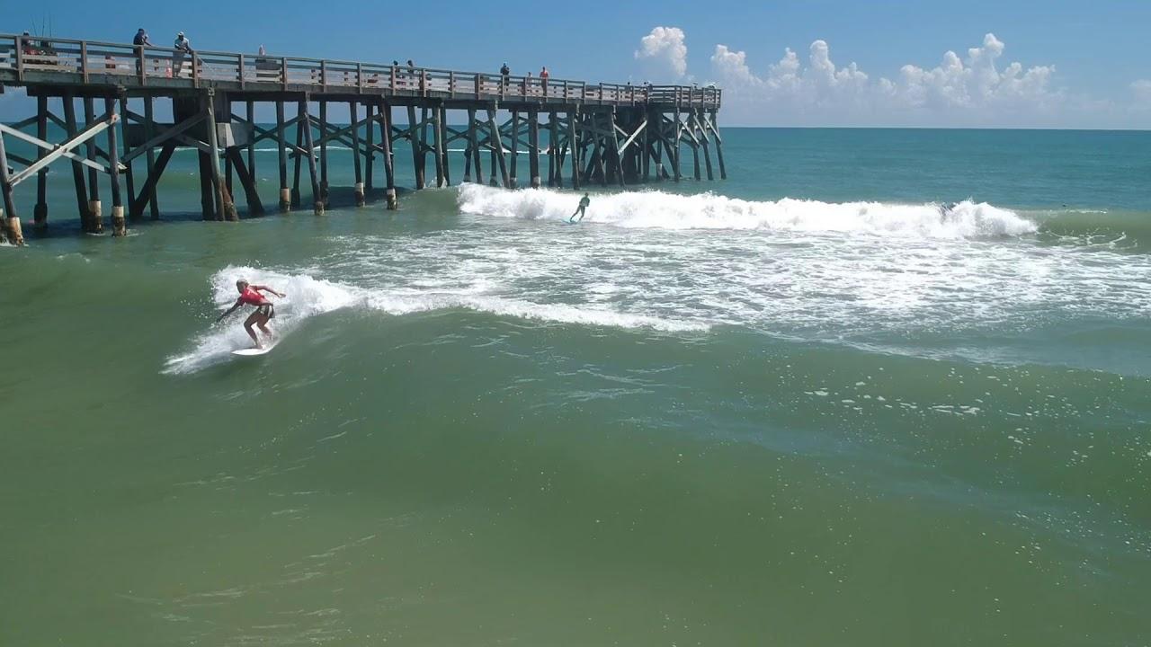 Daytona Beach Week Surf Contest August