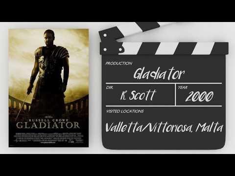 Gladiator - filming locations
