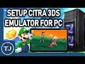 Citra 3DS Emulator For PC! Simple Setup Guide!