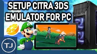 Citra 3DS Emulator For PC! Simple Setup Guide!