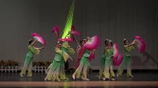 Publication Date: 2018-05-25 | Video Title: 2018梁红舞蹈学校汇报演出-舞蹈:花鼓灯⼩传⼈ Dance