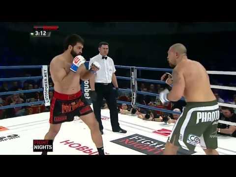 Андрей Орловский vs. Майк Хэйс / Andrei Arlovski vs. Mike Hayes