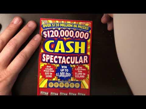 WINS! $41 HOOSIER LOTTERY SESSION...