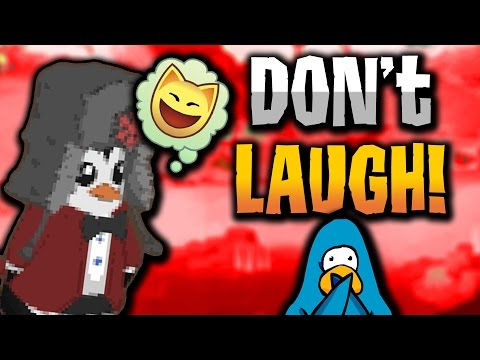 TRY NOT TO LAUGH IN ANIMAL JAM!