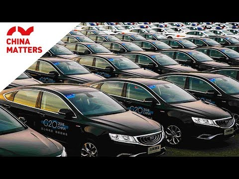 Top 5 best Chinese Car Companies