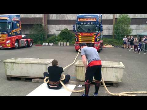 Alan Devlin Truck Pull