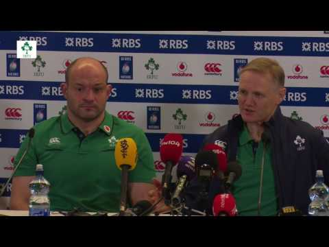Irish Rugby TV: Ireland v France Post-Match Press Conference