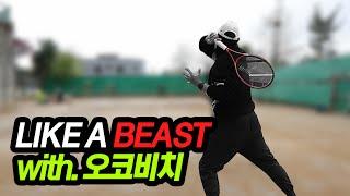 [프린스]  테니스 비스트 신형 시타 LIKE A BE…