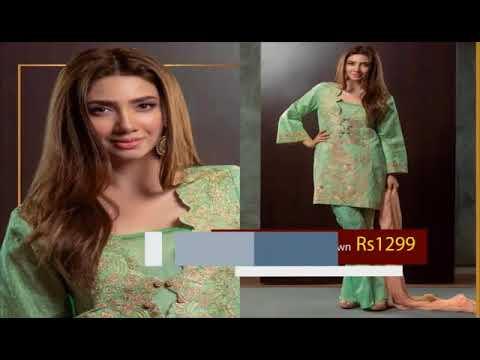 New Branch Sale Kashaf Fabrics 50% off