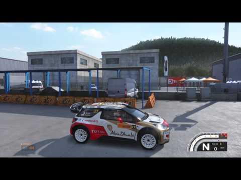 Dirt rally racing game play |