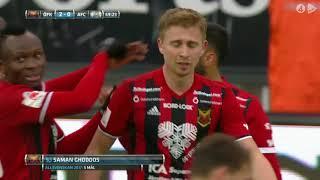 Östersund FK - AFC Eskilstuna 3-0 2017-09-09