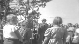 U.S. Generals Visit Displaced Persons Camps, Wolfratshausen, Germany, 09/17/1945 (full)