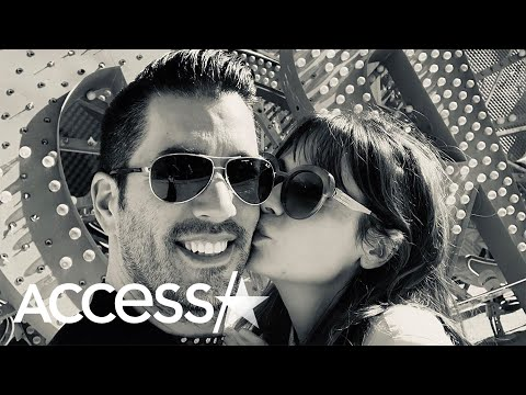 Jonathan Scott Said There Were 'Sparks' The First Time He And Zooey Deschanel Met