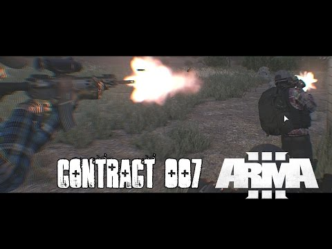 The Right Price - Contract 007 - ArmA 3 PMC Gameplay