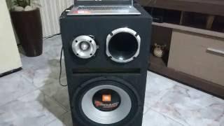 Caixa Super Trio Selenium Jbl Tornado 1100w+ St400+d250x - 01