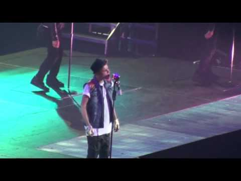 Justin Bieber - Died in Your Arms (Las Vegas)