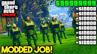 SOLO 10K PRO KILL JOBS KOMMEN WIEDER IN GTA 5 ONLINE! NEUE MODDED MONEY JOBS [1.43] [GERMAN/Deutsch]