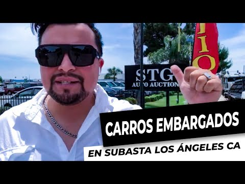 Carros Embargados En Subasta Los Ángeles Ca