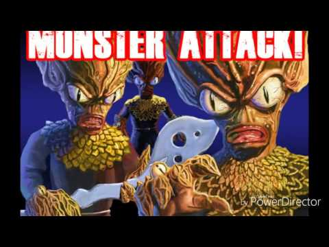 MONSTER ATTAK ( Dj Mike-C original mix )