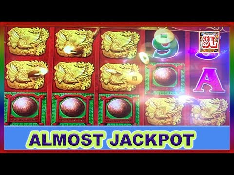 ** ALMOST JACKPOT HANDPAY ** 88 FORTUNES ** SLOT LOVER **